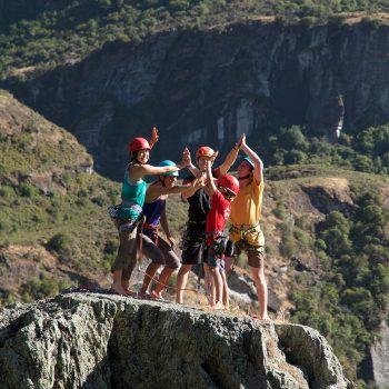 Wanaka Outdoor Rock Climbing, Otago