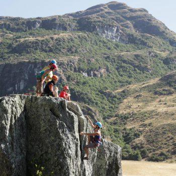 Wanaka Outdoor Rock Climbing Adventures