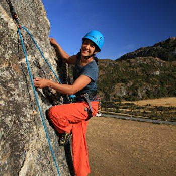 Wanaka Guided Outdoor Rock Climbing